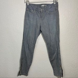 Joe's Pin Stripe Denim Pants 27